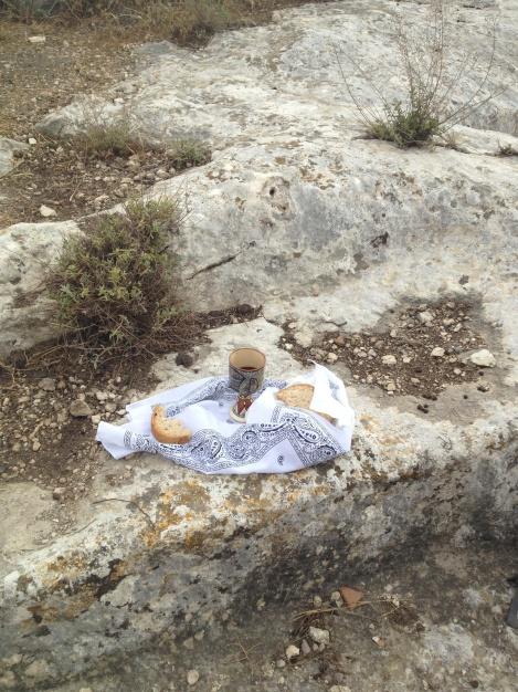 Holy Communion in the Holy Land - Bet Shemesh