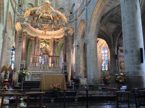 Cathedral at Dinan