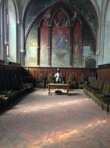 Chapter Room, Bayeux Cathedral