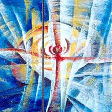 artsy cross