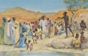 john the baptist mafa